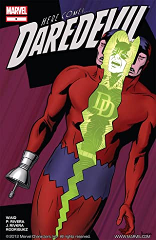 Daredevil (2011-2014) No.3