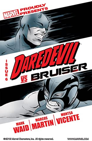 Daredevil (2011-2014) No.6