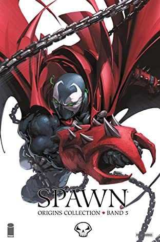 Spawn Origins Vol. 5