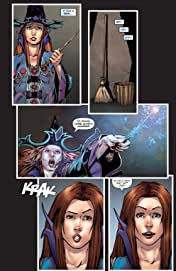 Grimm Fairy Tales #3: April Fools Edition
