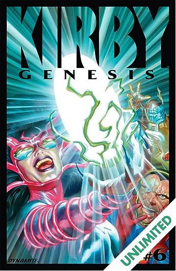 Kirby: Genesis #6