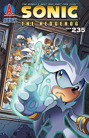 Sonic the Hedgehog #235