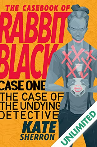 The Casebook of Rabbit Black #1