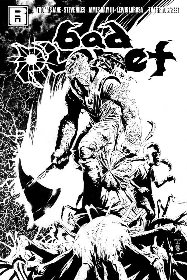 Bad Planet (Black and White) Vol. 1
