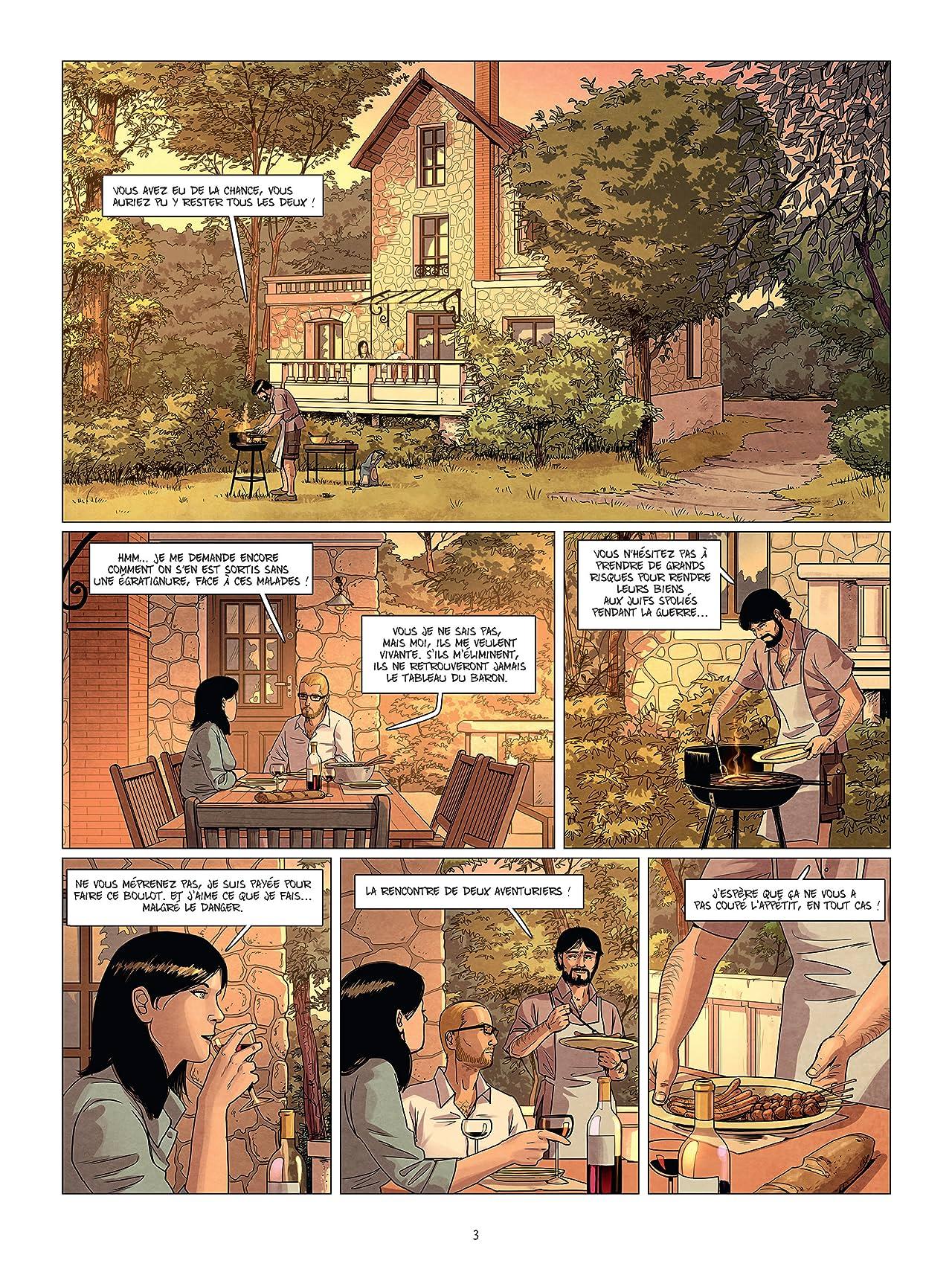 Chasseur d'héritiers Vol. 2: Secrets de famille