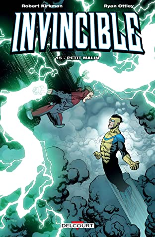 Invincible Tome 15: Petit malin