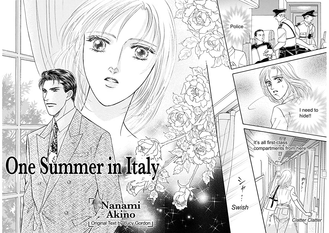 One Summer in Italy...: Preview