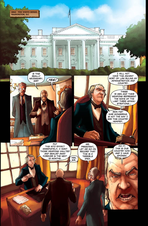 13 Chambers #1: Part 1
