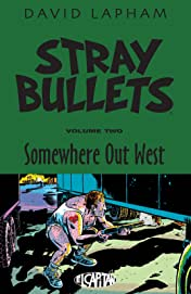 Stray Bullets Vol. 2: Somewhere Out West