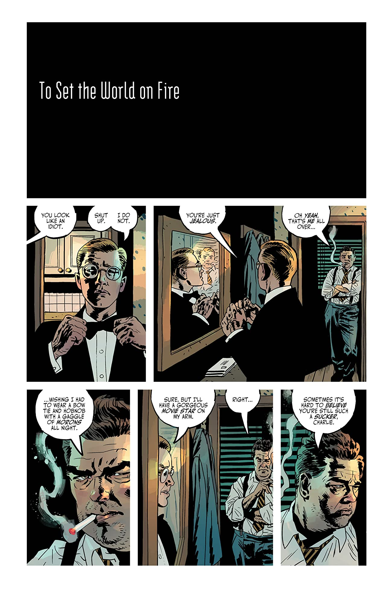 The Fade Out #6