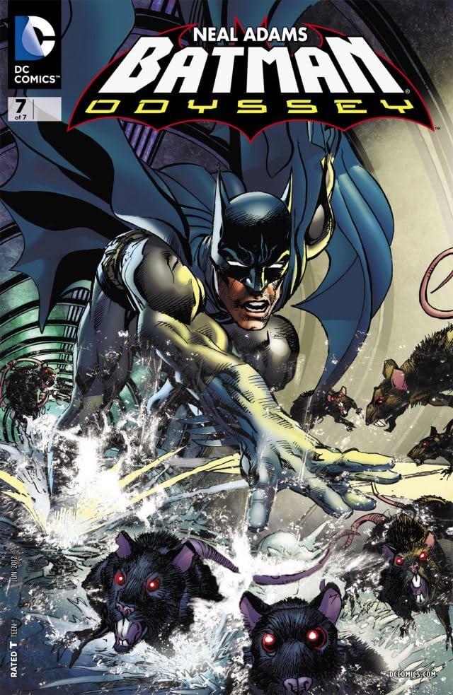 Batman: Odyssey (2011-2012) #7 (of 7)