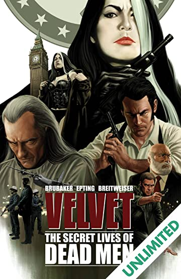 Velvet Vol. 2: The Secret Lives of Dead Men