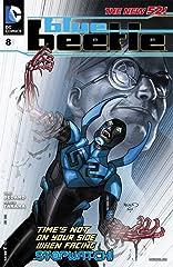 Blue Beetle (2011-2013) #8