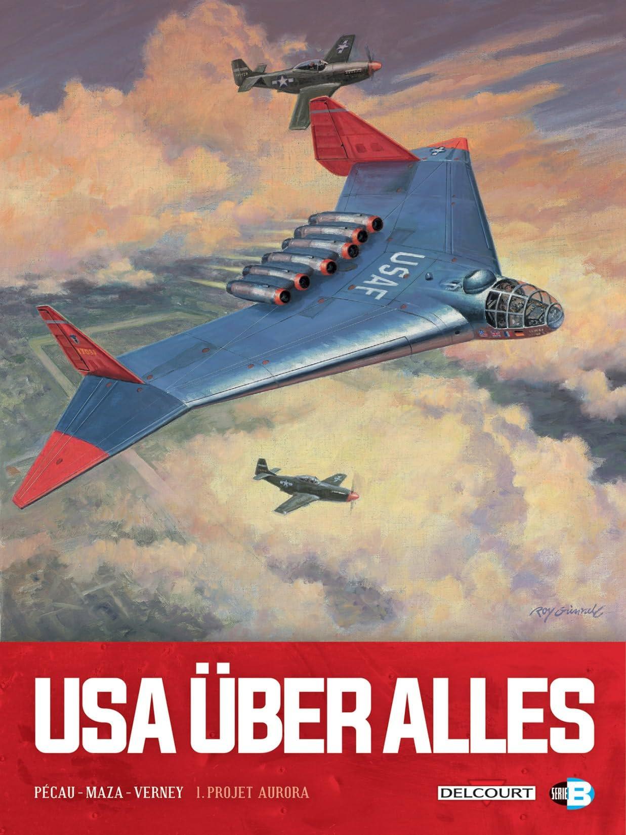 USA Über Alles Vol. 1: Projet Aurora