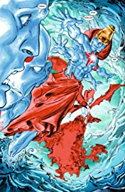 Captain Atom (2011-2012) #8