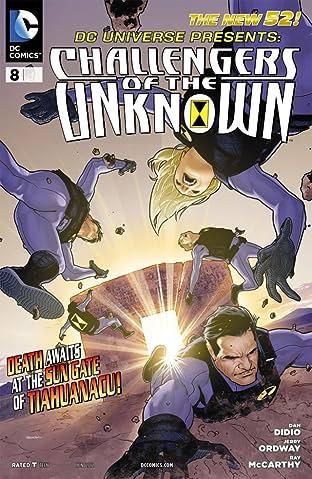 DC Universe Presents (2011-2013) No.8