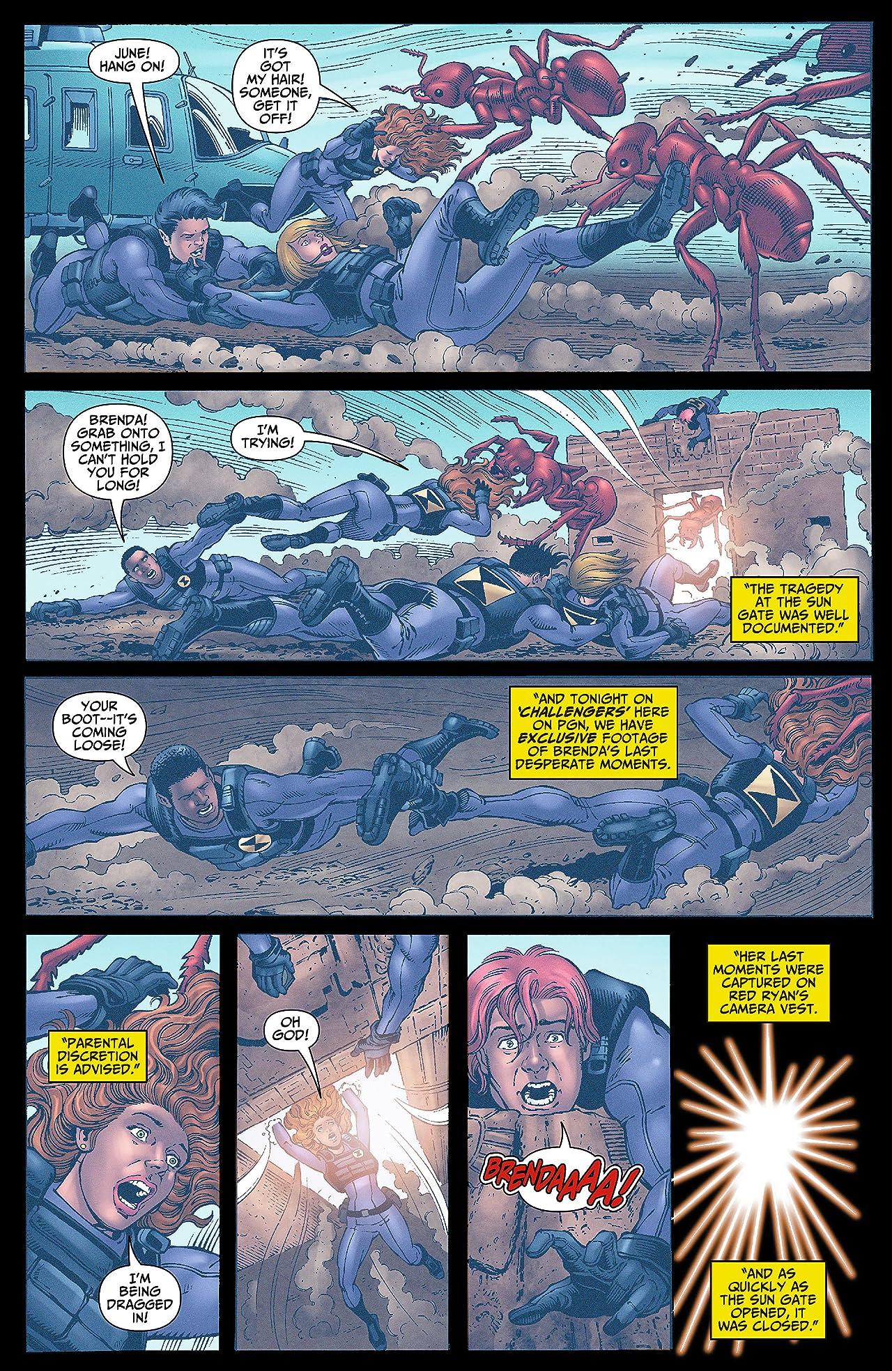 DC Universe Presents (2011-2013) #8