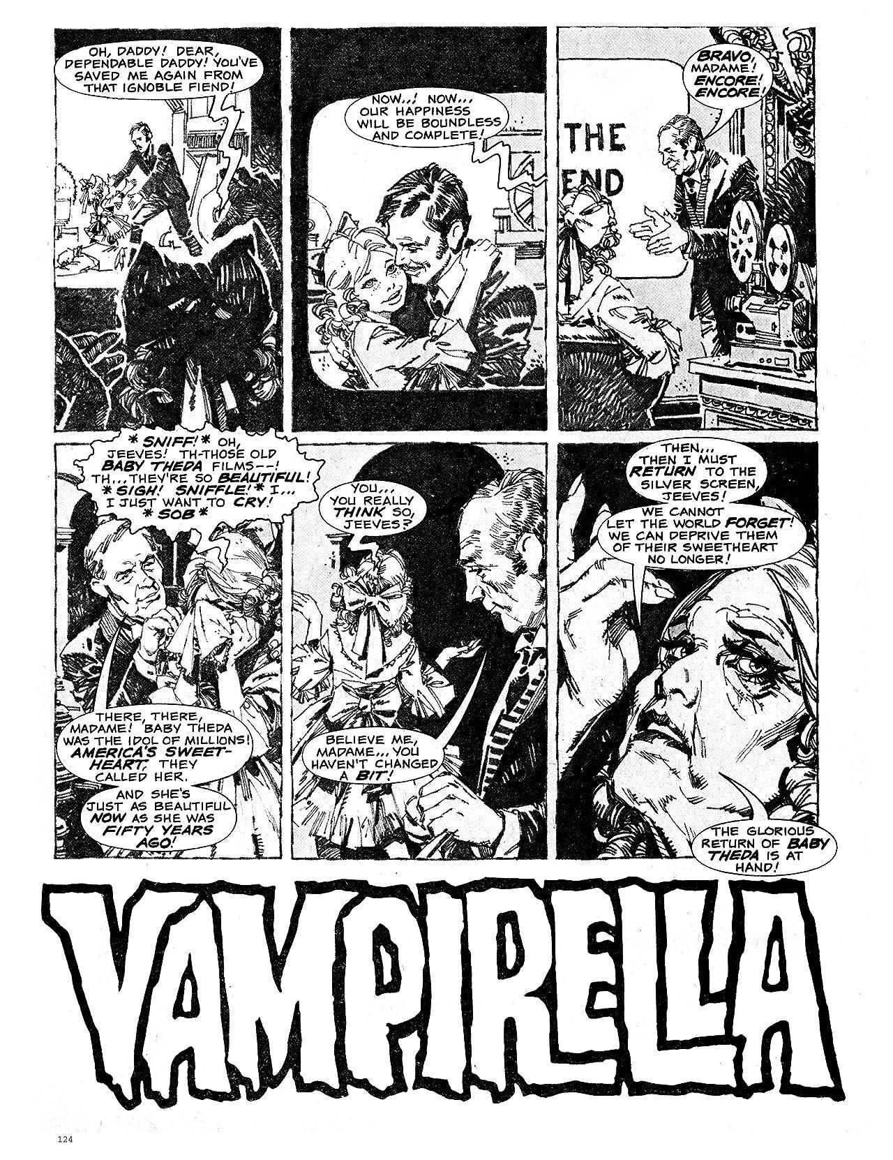 Vampirella (Magazine 1969-1983) #67