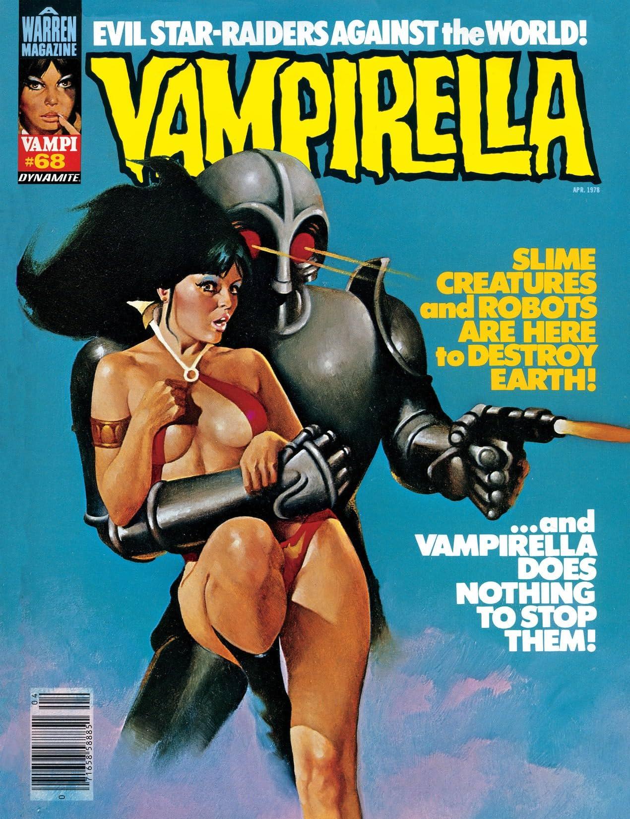 Vampirella (Magazine 1969-1983) #68