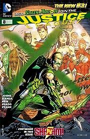 Justice League (2011-2016) #8