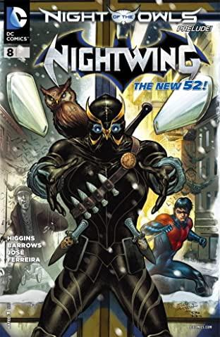 Nightwing (2011-2014) No.8