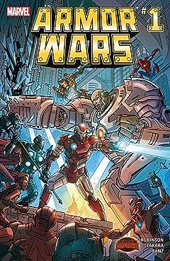 Armor Wars (2015) #1