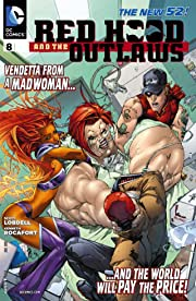 Red Hood and the Outlaws (2011-2015) #8