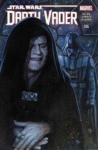 Darth Vader (2015-) #6