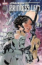 Princess Leia (2015) #4 (of 5)