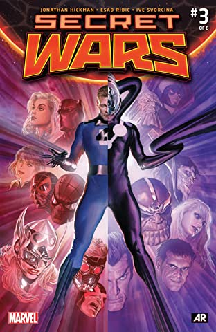Secret Wars (2015-2016) No.3 (sur 9)