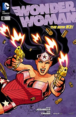 Wonder Woman (2011-2016) No.8