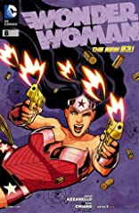 Wonder Woman (2011-) #8