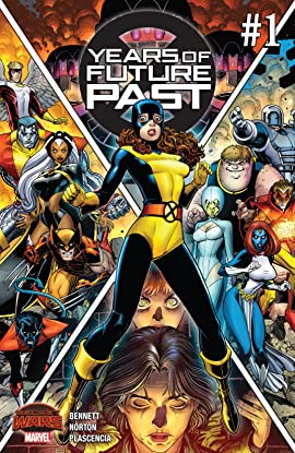 Years Of Future Past (2015) #1