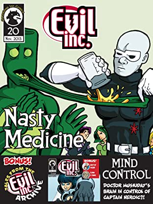 Evil Inc Monthly #20