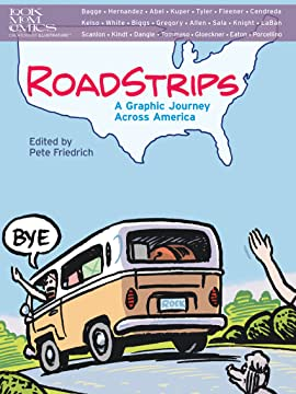 Roadstrips: A Graphic Journey Across America