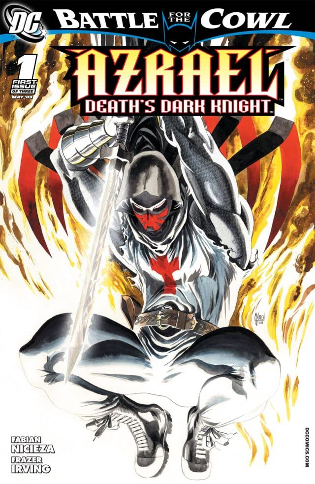Azrael: Death's Dark Knight #1 (of 3)