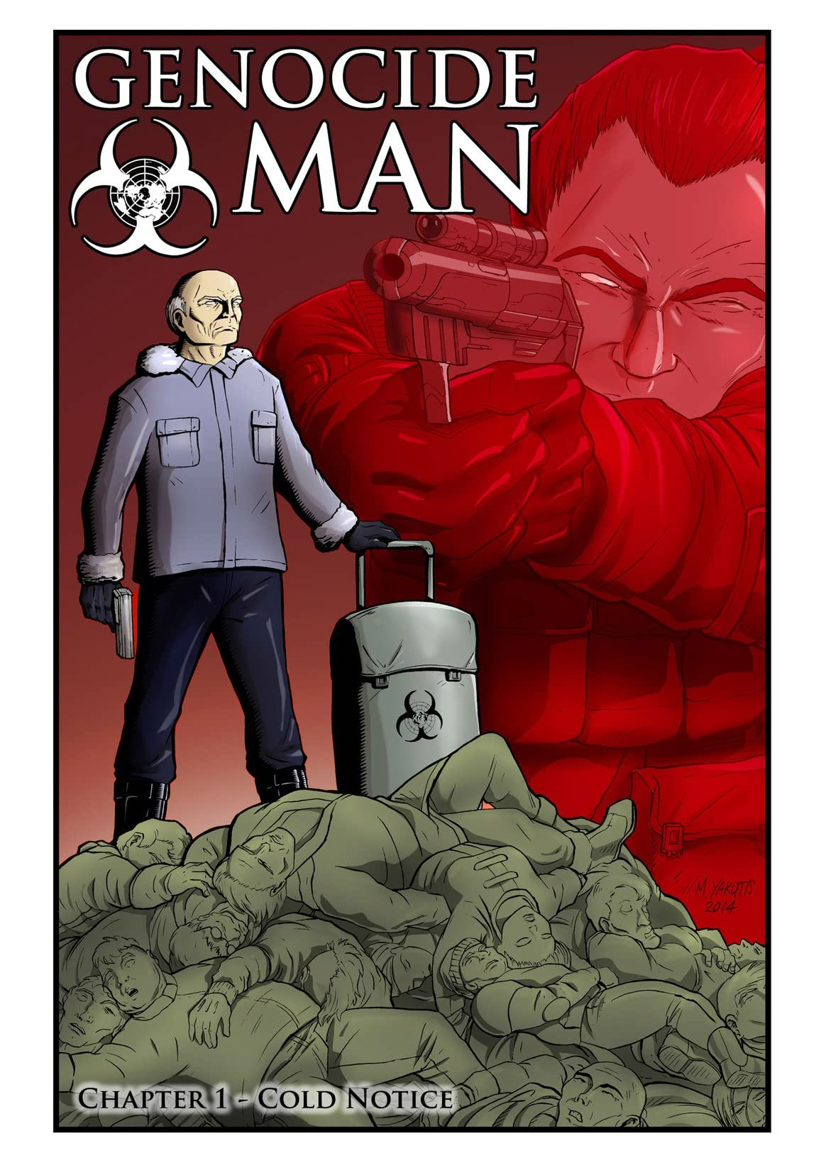 Genocide Man #1