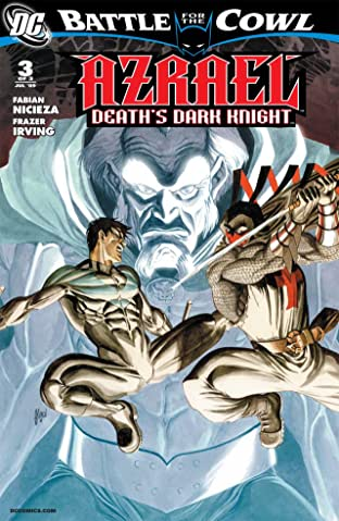 Azrael: Death's Dark Knight #3 (of 3)