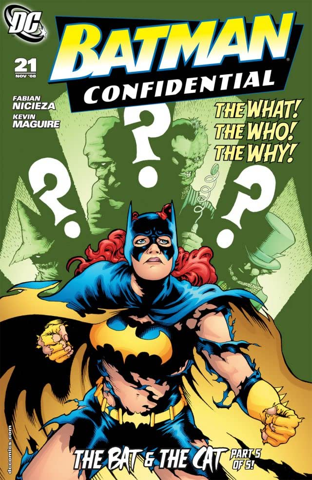 Batman Confidential #21