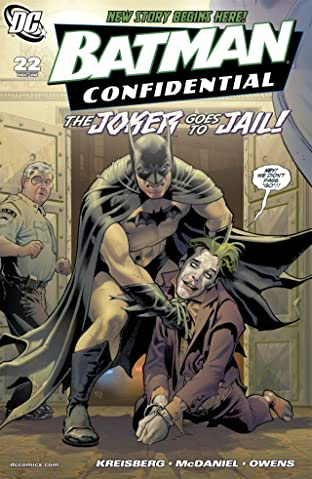 Batman Confidential (2006-2011) #22