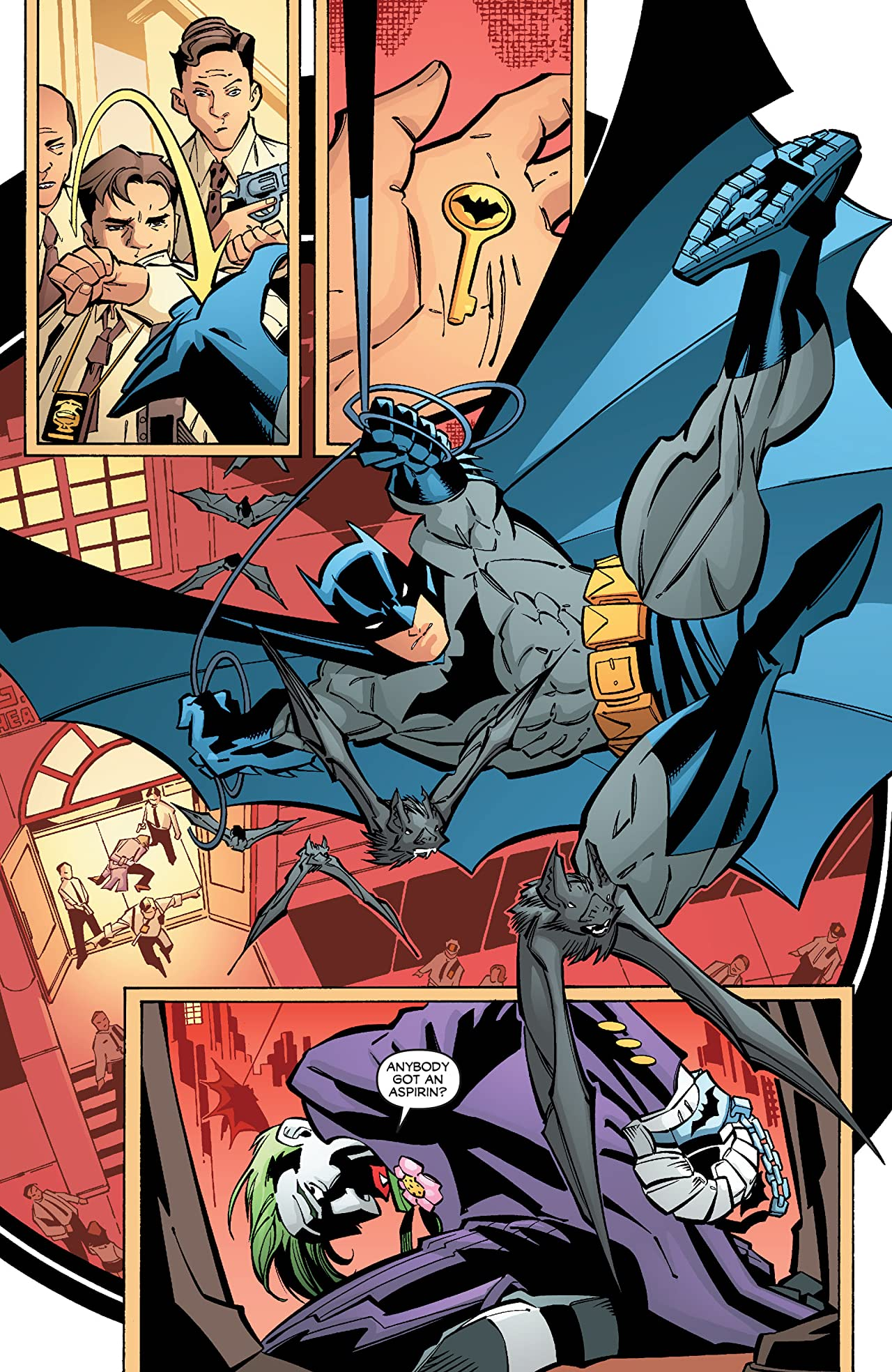 Batman Confidential (2006-2011) #22