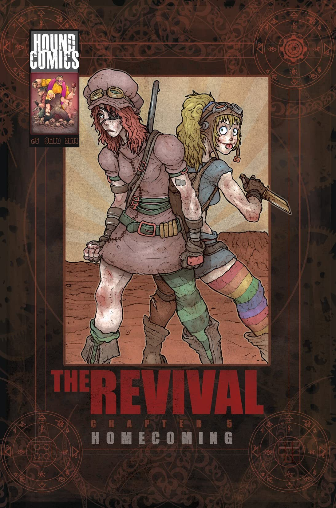 The Revival #5