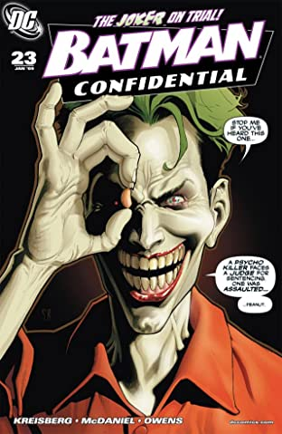 Batman Confidential (2006-2011) #23