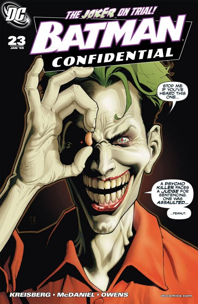 Batman Confidential #23