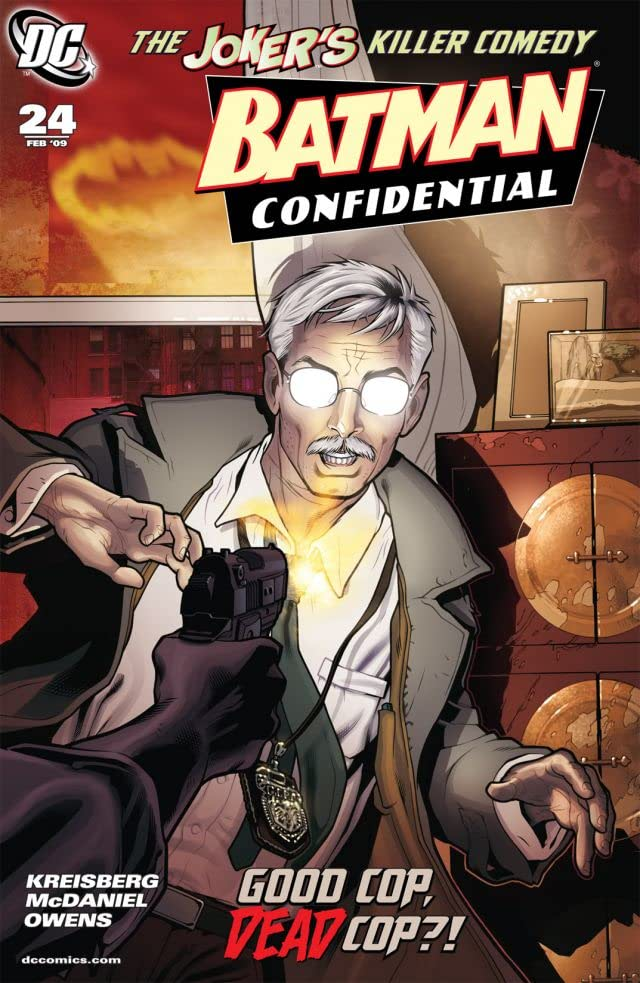 Batman Confidential (2006-2011) #24