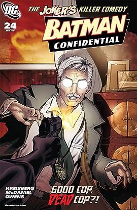 Batman Confidential (2006-2011) #24