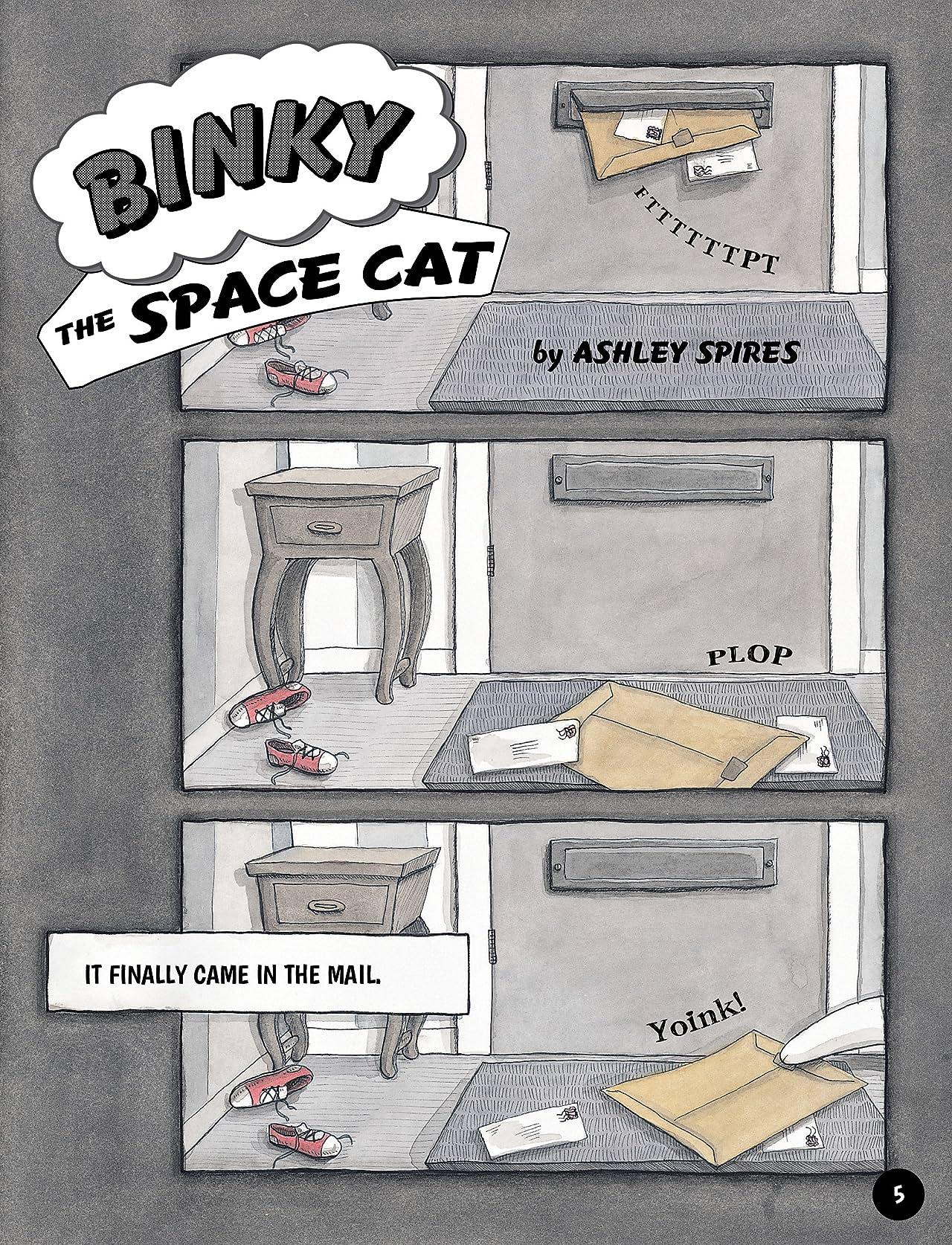 A Binky Adventure Vol. 1: Binky the Space Cat