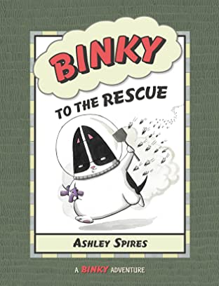 A Binky Adventure Vol. 2: Binky to the Rescue