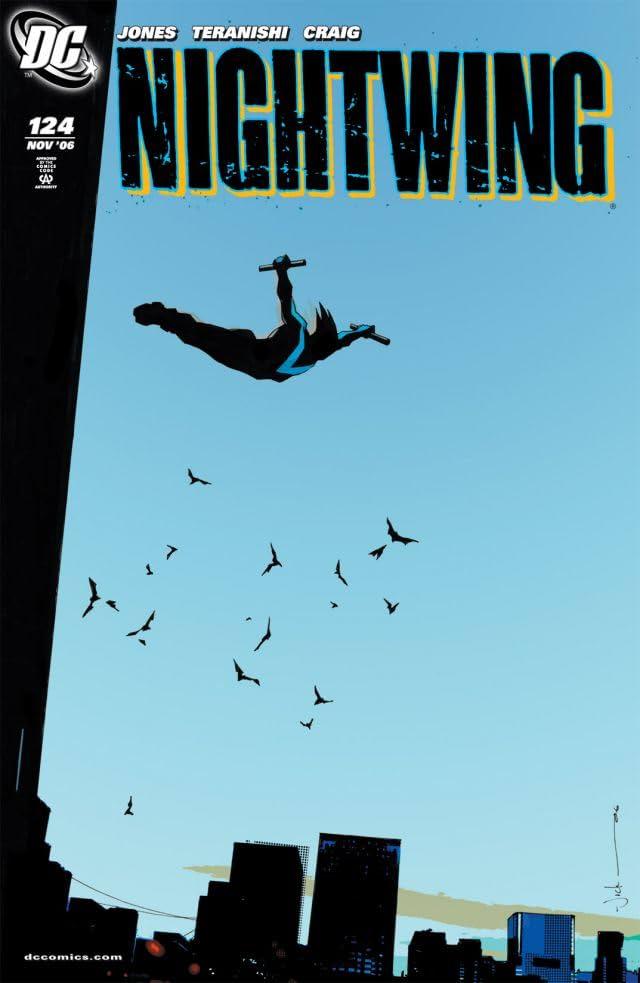 Nightwing (1996-2009) #124
