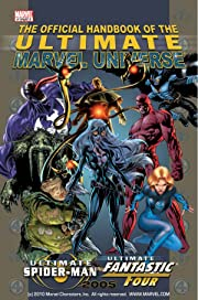 The Official Handbook of the Ultimate Marvel Universe: Vol. 1 #2: Ultimate Spider-Man, Ultimate Fantastic Four